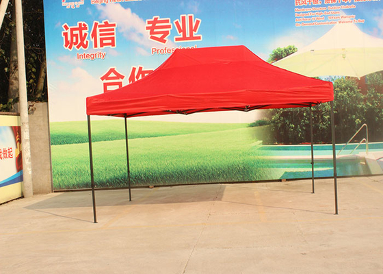 Dye Sublimation Sun Shade Pop Up Canopy, Colorful Marquee Market Gazebo