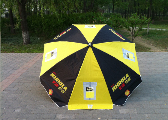 Parasole Oxford Outdoor Outdoor, Parasole ogrodowe Large Outside Shade
